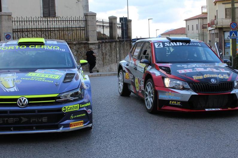 Rally Terra Sarda, Marino Gessa e Salvatore Pusceddu al comando dopo due prove