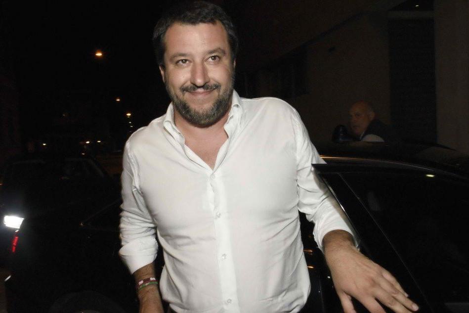 """Salvini: """"'A casa loro' sarà una delle nostre priorità"""""""