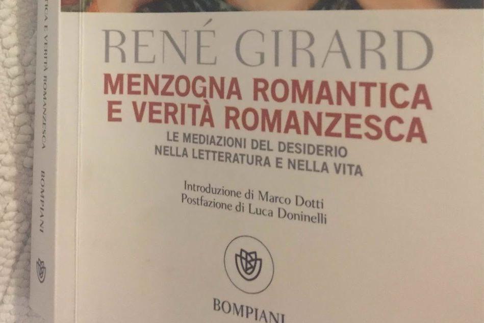Triangoli e desideri, torna in libreria il primo libro di René Girard