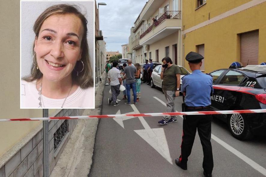 Donna uccisa a coltellate a Quartucciu, il marito in caserma