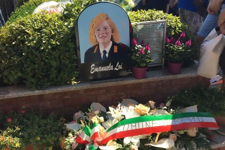 A Sestu il ricordo di Emanuela Loi