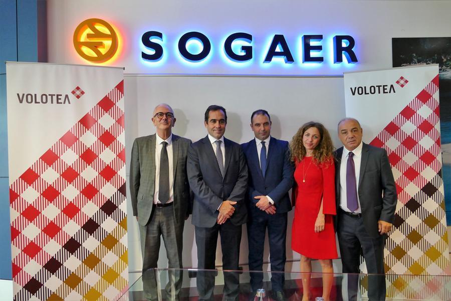 """Continuità, Volotea: """"Con noi 12 milioni di risparmio per la Regione Sardegna"""""""