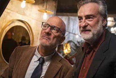 """""""Tutta colpa di Freud"""", la nuova serie con Bisio e Max Tortora"""