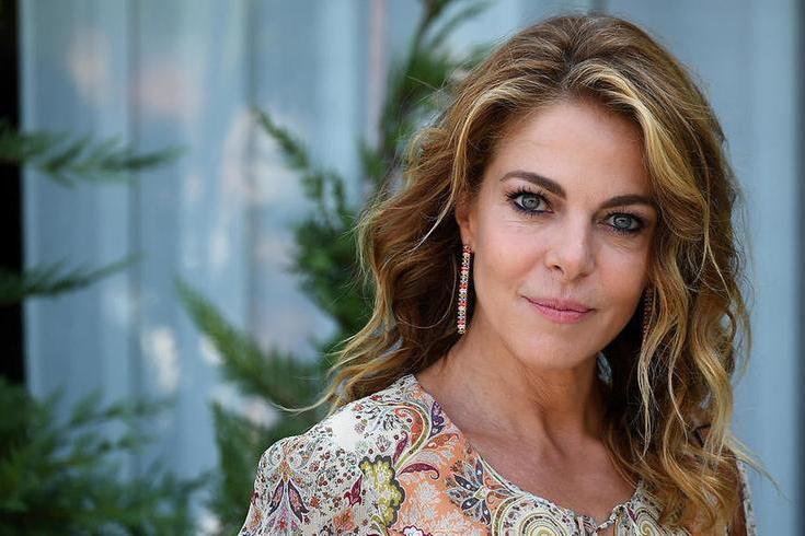 Claudia Gerini (Ansa)