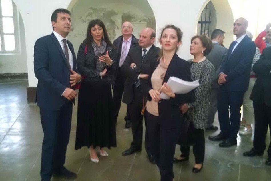 Sassari, il progetto per dare una vita nuova all'ex carcere di San Sebastiano