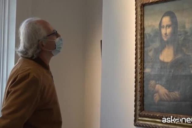 Arte, una copia della Gioconda all'asta a Parigi