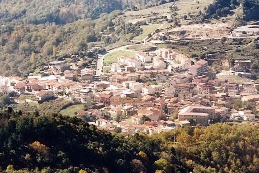 Tonara (archivio L'Unione Sarda)