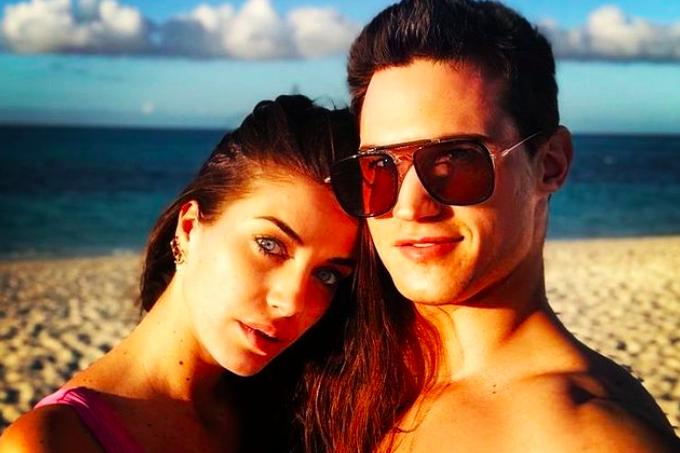 Eleonora Boi e Danilo Gallinari (foto Instagram)