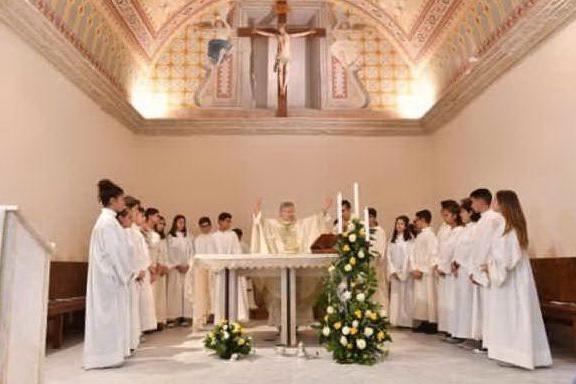 """Marrubiu ha ritrovato la sua parrocchia: """"Una festa per la comunità"""""""