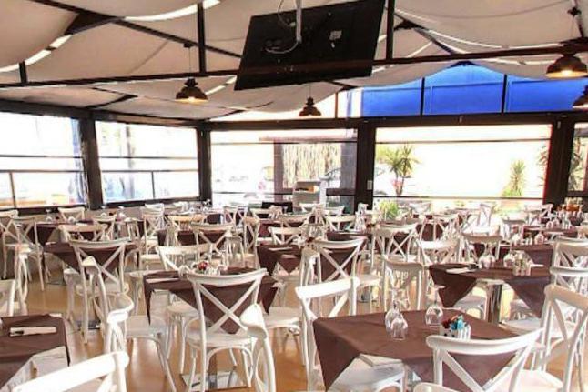 La pizzeria di Predda Niedda (foto concessa)