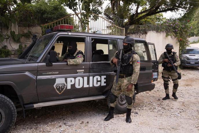 Gruppo di missionari americani rapitoda una banda a Port-au-Prince