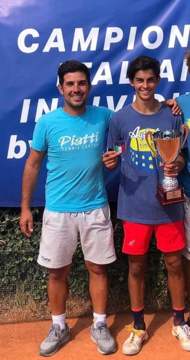 Andrea Liscia e Lorenzo Carboni\u00A0(foto concessa da Fabio Murgia)