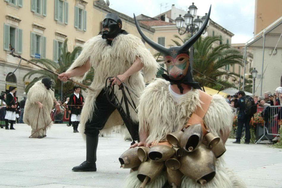 Scambio culturale a Macomer con gli scout CNGEI di Porto Torres