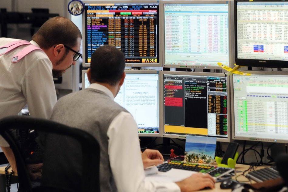 Le Borse europee chiudono positive, a eccezione di Londra