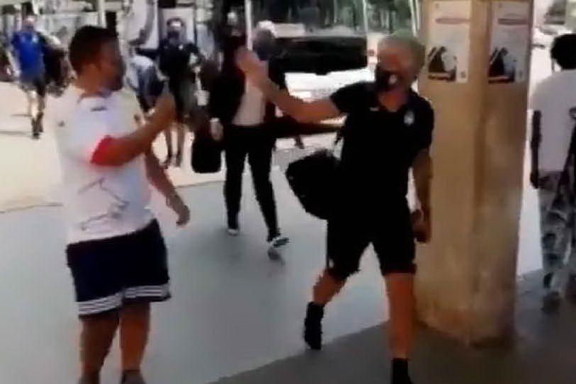 "Dirigente dell'Atalanta contro un tifoso del Napoli: ""Terrone del c..."". Indaga la procura"