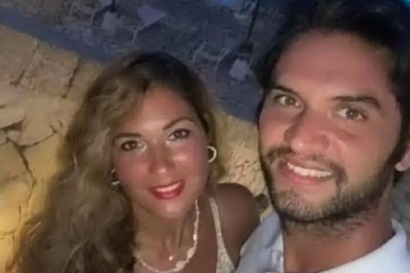 Daniele De Santis ed Eleonora Manta (foto dai social)