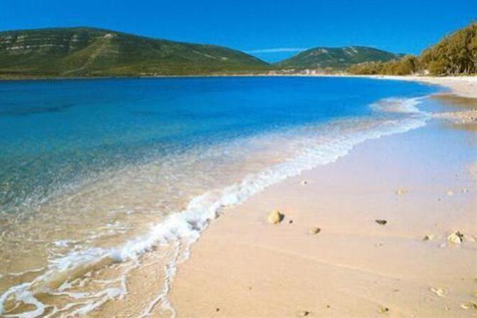 Spiaggia di Mugoni, la perla della baia di Porto Conte
