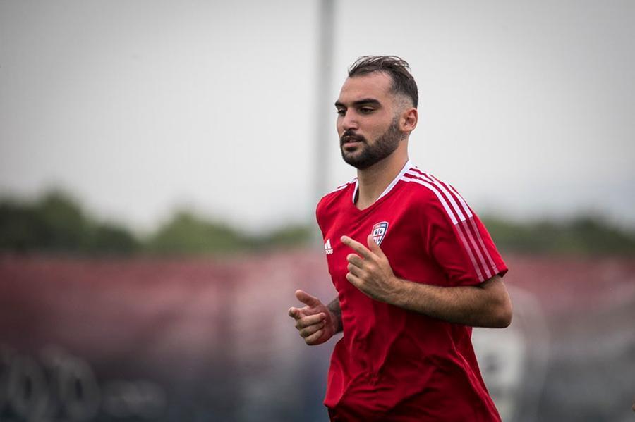 Ladinetti, alterazioni cardiologiche:stop di 3 mesi per il centrocampista rossoblù - L'Unione Sarda.it