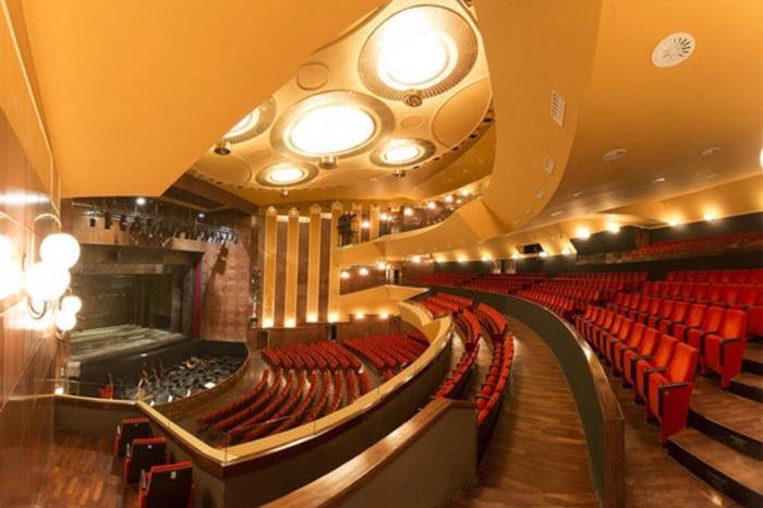 Il Teatro Lirico di Cagliari (Ansa)