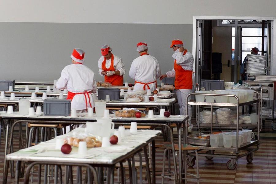 """Sporcizia e blatte, i Nas chiudono un """"catering"""" che prepara pasti per le scuole dell'Oristanese"""