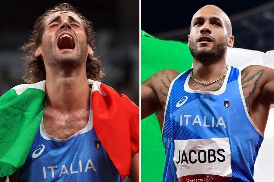 Festa al Villaggio atleti per Tamberi e Jacobs, argento per Vanessa Ferrari