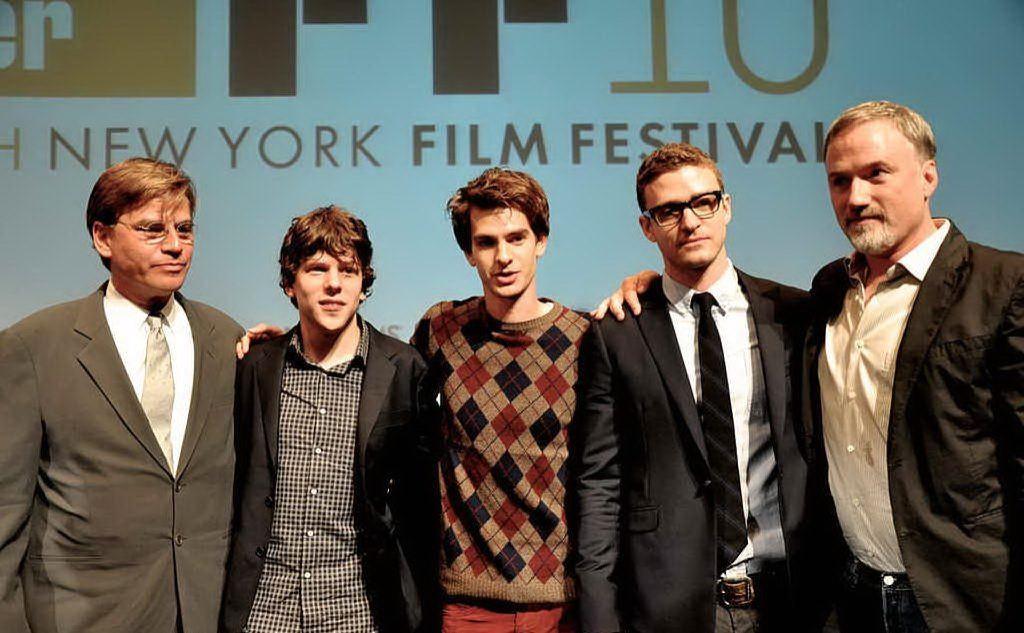 """Nel 2010 è nel cast del film \""""The social network\"""""""