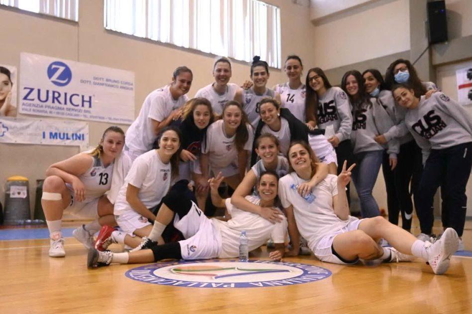 Basket, il Cus Cagliari liquida l'Umbertide