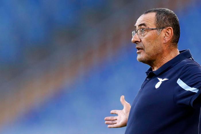 """Sarri: """"Con il Cagliari sfida difficile, sono nettamente superiori alla loro classifica"""""""