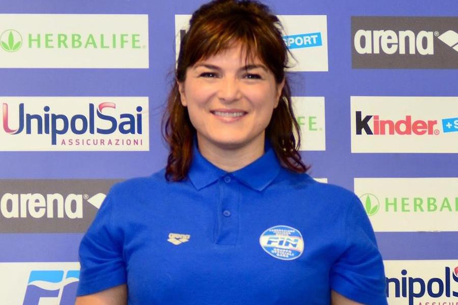 Giudice di nuoto alle Olimpiadi, la cagliaritana Silvia Atzori vola a Tokyo