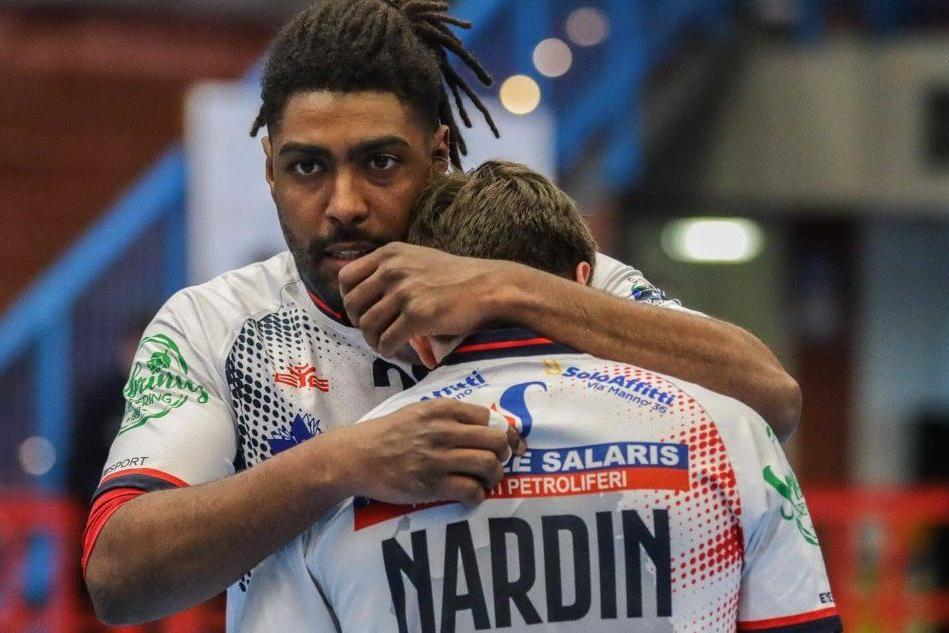 Coppa Italia, Raimond Sassari eliminata in semifinale