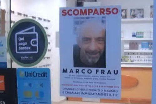 Uta, le ossa ritrovate sono di Marco Frau, scomparso dal 2019