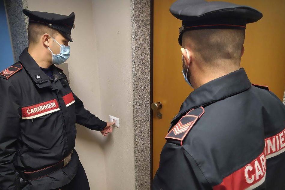 Con la marijuana nel b&b, denunciato 27enne a San Vito