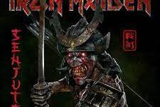 Senjutsu, gli Iron Maiden in vetta alla classifica