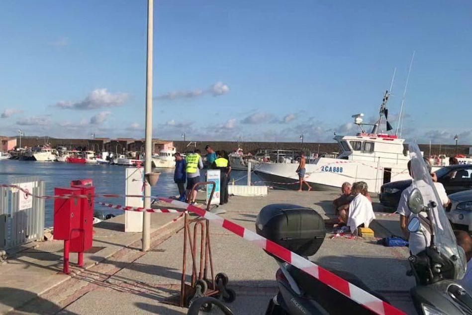 Incidente in mare, muore una turista
