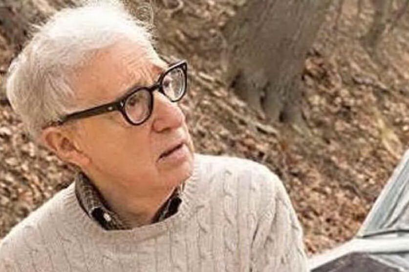 Woody Allen (Archivio L'Unione Sarda)