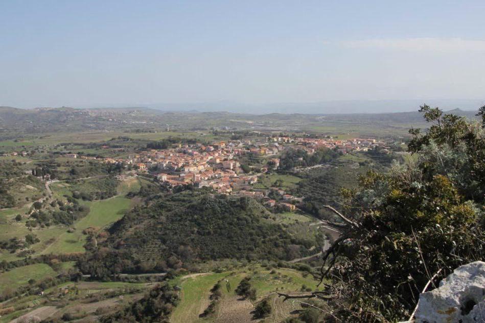 Una veduta di Codrongianos (foto Wikipedia)