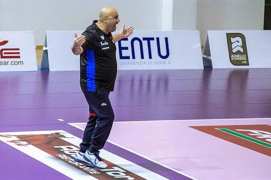 Volley, Hermaea verso gara 1 col Talmassons