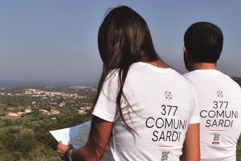 377 Comuni sardi in ordine alfabetico: diario di viaggio di una coppia di Budoni