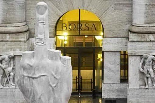La Borsa, Milano chiude in calo. In Europa solo Londra col segno più