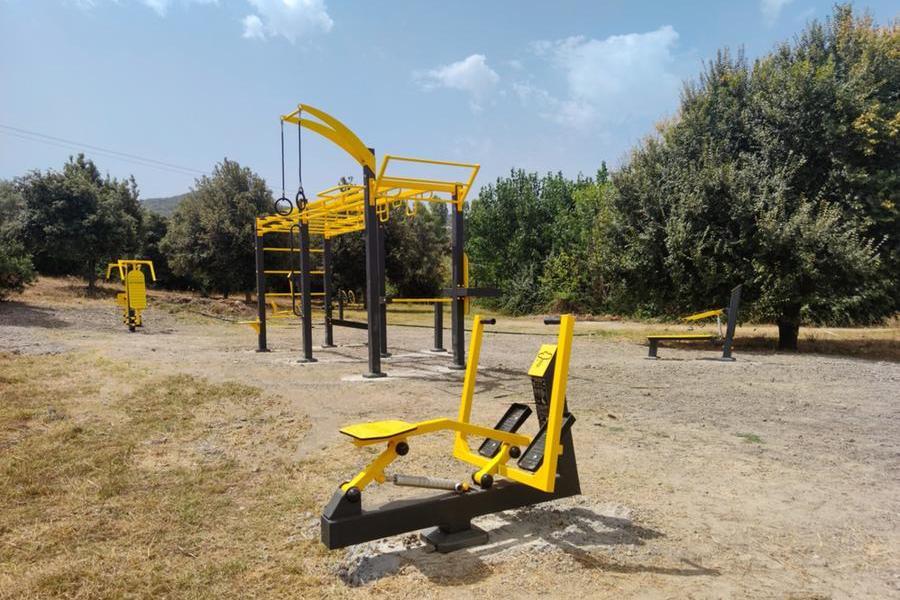 Villaurbana, 40mila euro per la nuova area fitness inclusivo
