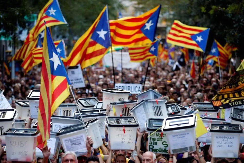 """""""Da Londra piango per la Catalogna, e penso alla mia amata Sardegna"""""""