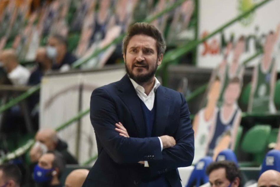 """Dinamo, coach Pozzecco rivela: """"Dovremo modificare il sistema di gioco senza Bendzius"""""""