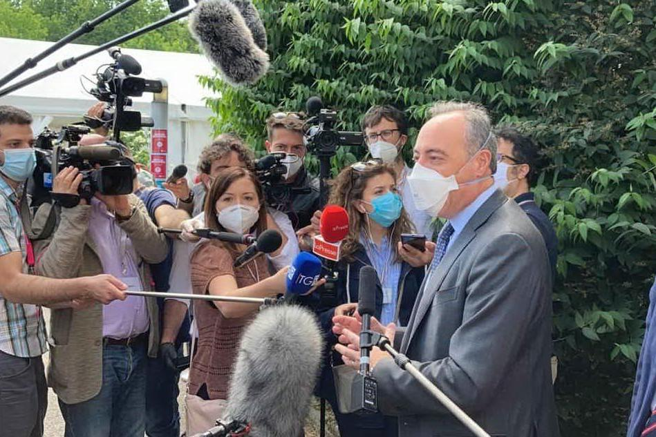 Lombardia, aumento di contagi e morti nell'ultima settimana: non accadeva da marzo