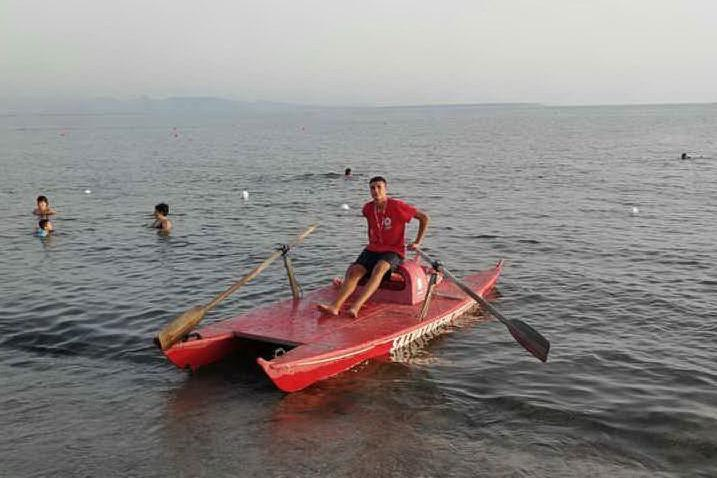 Torregrande: 40enne rischia di annegare, salvato da un 17enne