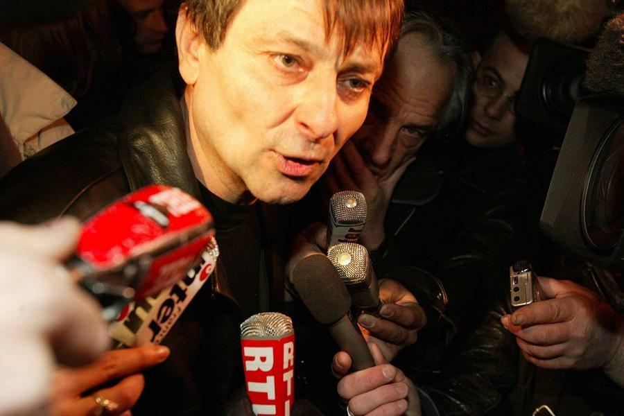 L'ex terrorista Cesare Battisti e la confessione in cella dopo 37anni di latitanza