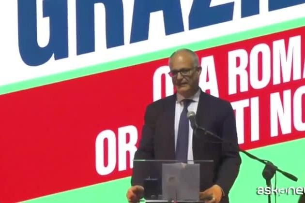 """Gualtieri: """"Grazie per la fiducia, ora lavoriamo per rilanciare Roma"""""""