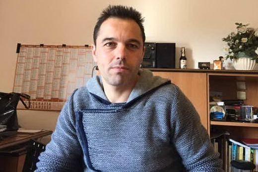 Salvatore Pes, sindaco di Sedilo
