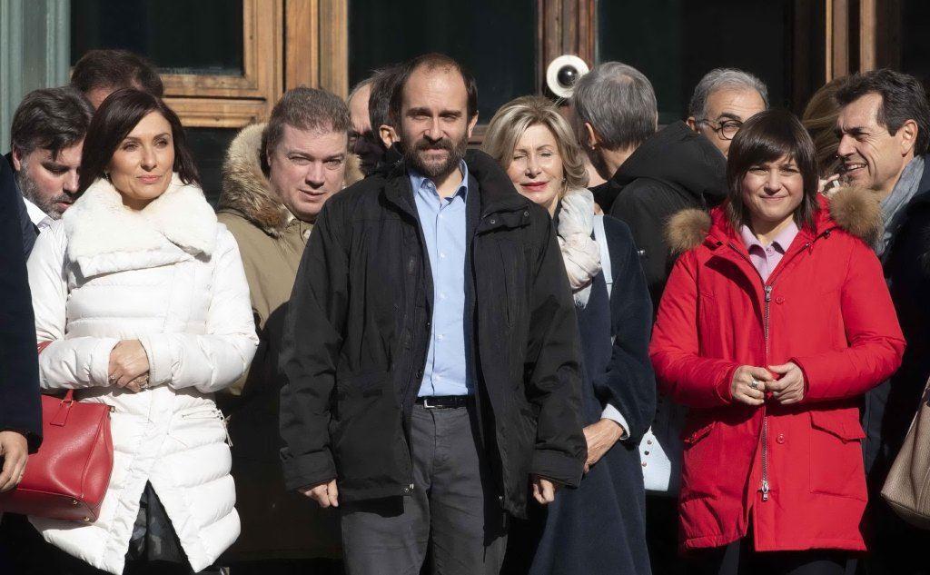 Il presidente del partito Matteo Orfini