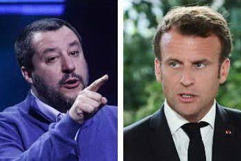 Migranti, Salvini diserta il vertice di Parigi. Scintille con Macron