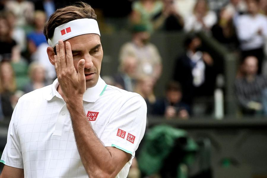 """Federer si opera di nuovo al ginocchio, carriera al capolinea: """"Starò fuori per molti mesi"""" - L'Unione Sarda.it"""